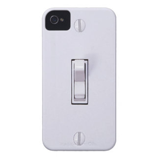 Funny Light Switch iPhone iPhone 4 Cases
