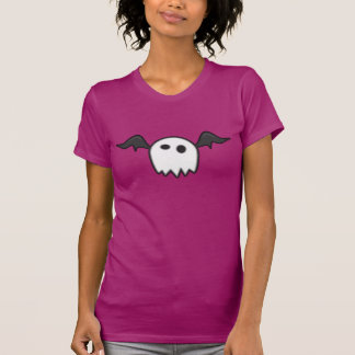 Funny Little Ghost Bat Monster Tees