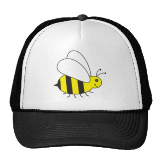 Funny Little Honey Bee Cute Cap