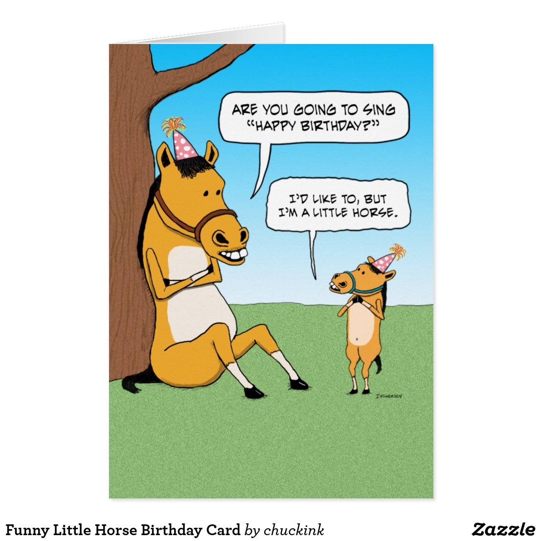 Funny B Cards #14