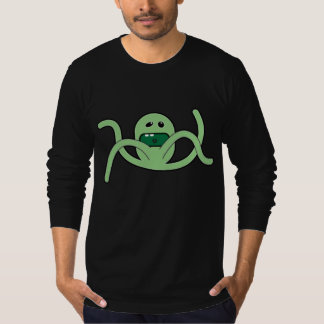 Funny Little Octopus Monster Shirts