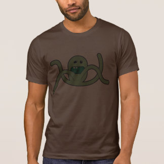Funny Little Octopus Monster Shirt