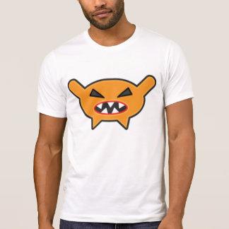 Funny Little Pumpkin Monster Tee Shirt