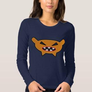 Funny Little Pumpkin Monster Tee Shirts