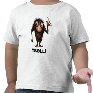 Funny Little Troll T-shirt