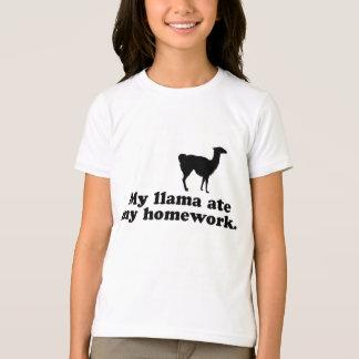 Funny Llama Tshirts