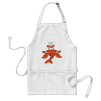 Funny Lobster Standard Apron