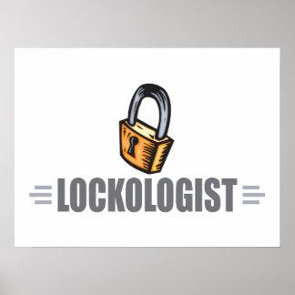Funny Locksmith Poster