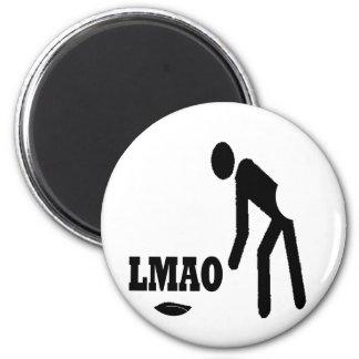 Funny LOL Products Fridge Magnet