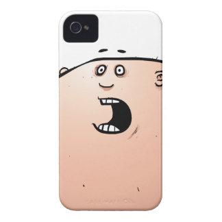 Funny Loud Man iPhone 4 4s Case Design Exclusive