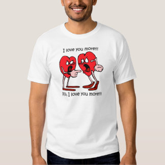 Funny love t-shirts