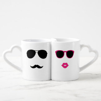 funny lovers Coffee Mug Set