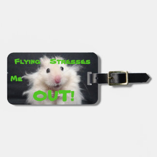 Funny Luggage Tag