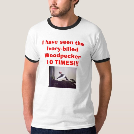 Funny Lying Birdwatchers' SHIRT