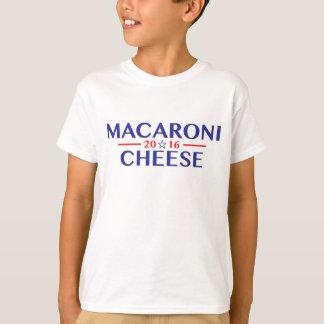 Funny Macaroni Cheese 2016 Campaign Parody T-Shirt