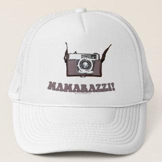 Funny Mamarazzi Photographer Trucker Hat