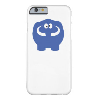 Funny mammoth life. barely there iPhone 6 case
