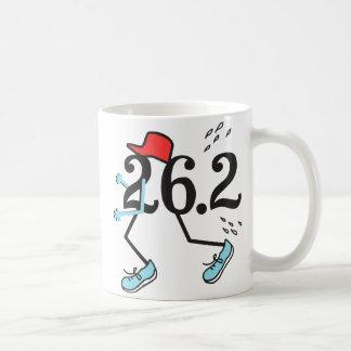 Funny Marathon Runner 26.2 - Gifts for Runners Coffee Mugs