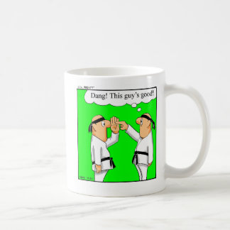 Funny Martial Arts Mug