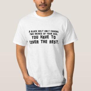 ff1961c70 Funny Martial Arts T-Shirts & Shirt Designs | Zazzle UK