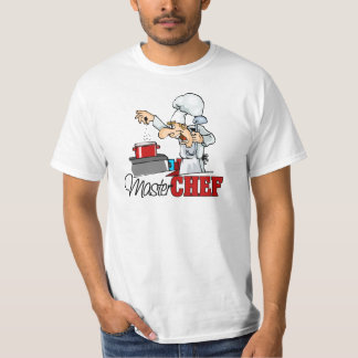 Funny Master Chef Gift T-Shirt