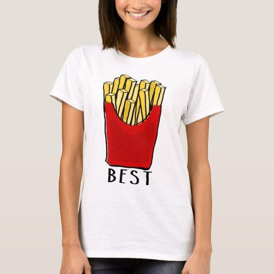 funny matching t-shirt best friends