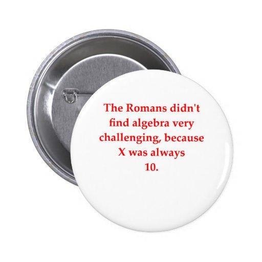 funny math joke pins