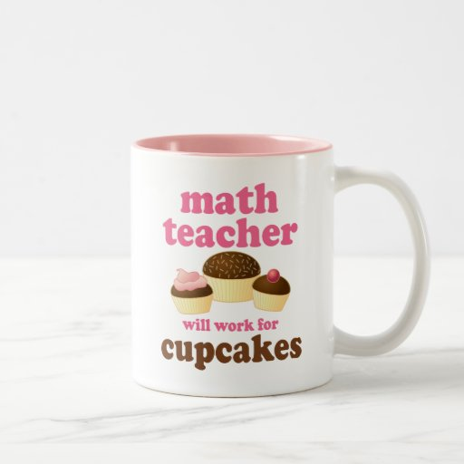Funny Math Teacher Coffee Mugs