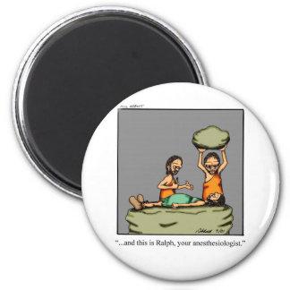 Funny Medical Gift! 6 Cm Round Magnet