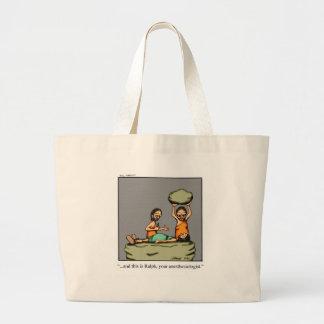 Funny Medical Gifts! Jumbo Tote Bag