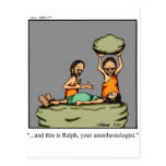 Funny Medical Gifts! Post Cards