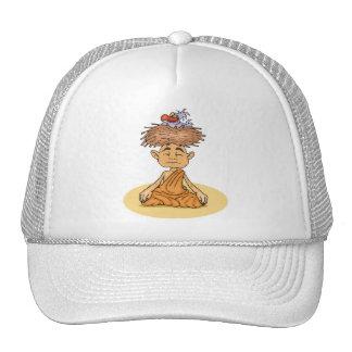 Funny Meditation Trucker Hats