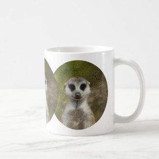 Funny Meerkat 002 03.3_rd Coffee Mug