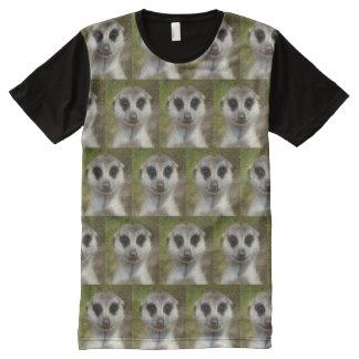 Funny meerkat 03.2 All-Over print T-Shirt