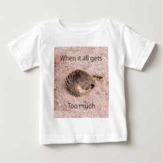 Funny Meerkat T Shirts