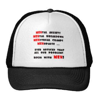 Funny Men T-shirts Gifts Cap