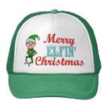 Funny Merry Elfin Christmas