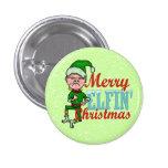 Funny Merry Elfin Christmas Bah Humbug