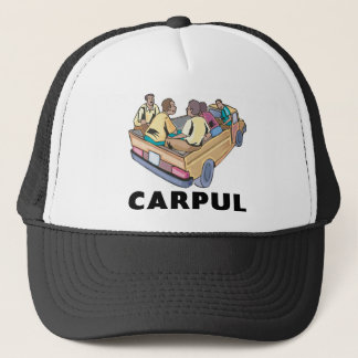 Funny Mexican Carpul Trucker Hat