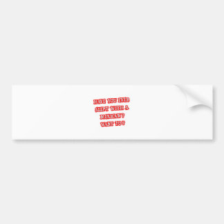 Funny Mexican Pick-Up Line Bumper Stickers