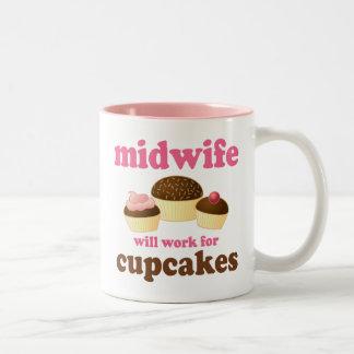 Funny Midwife Mug
