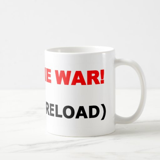 Funny Military Supporter Coffee Mug