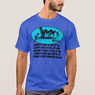 Funny 'Monday's child' T-Shirt