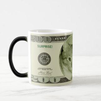 Funny Money Magic Mug