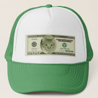 Funny Money Trucker Hat