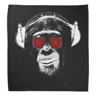 Funny monkey do-rag