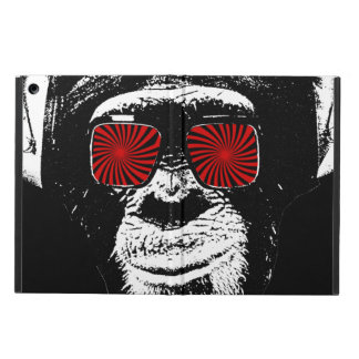 Funny monkey iPad air covers
