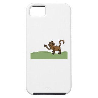 Funny Monkey iPhone 5/5S Case