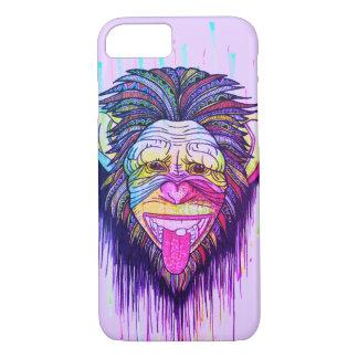 Funny Monkey iPhone 8/7 Case