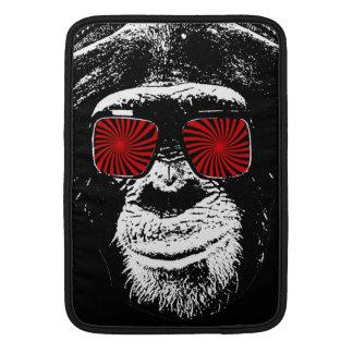 Funny monkey MacBook sleeves